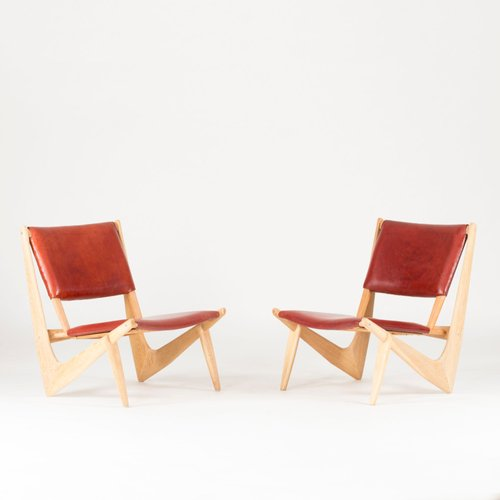 Presens Lounge Chairs by Bertil W. Behrman for AB Engens Fabriker 1950s Set of 2 for sale at Pamono  sc 1 st  Pamono & Presens Lounge Chairs by Bertil W. Behrman for AB Engens Fabriker ...