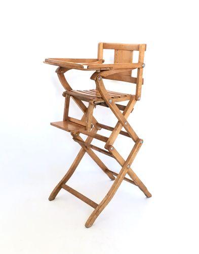 Sedia da bambino in faggio dei fratelli reguitti italia for Reguitti mobili da giardino