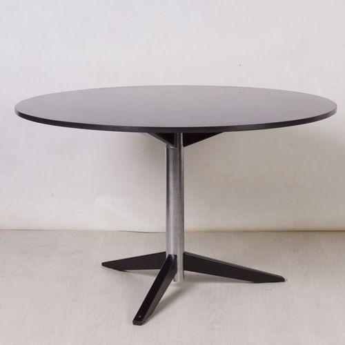 te06 naturstein esstisch von martin visser f r 39 t specturm 1964 bei pamono kaufen. Black Bedroom Furniture Sets. Home Design Ideas