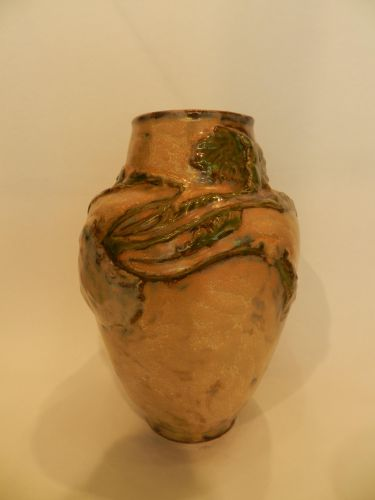 Antique Sandstone Vase By Ernest Carrire For Sale At Pamono