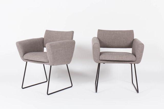 fauteuils mod le 763 par joseph andr motte pour steiner 1958 set de 2 en vente sur pamono. Black Bedroom Furniture Sets. Home Design Ideas