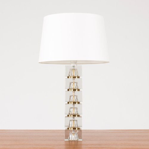 Swedish vintage table lamp 1960s