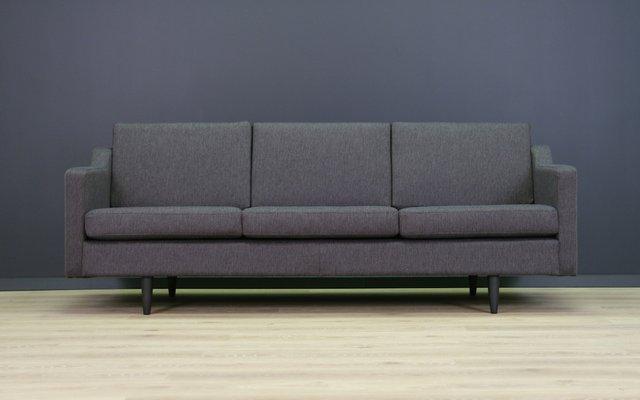 Sofa Danes Vintage En Verde Oscuro En Venta En Pamono