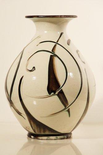 Vintage Large Art Deco Vase By Herman A Khler For Sale At Pamono
