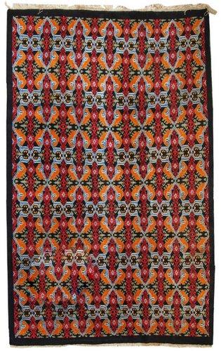 marokkanischer vintage berber teppich 1970er bei pamono kaufen. Black Bedroom Furniture Sets. Home Design Ideas