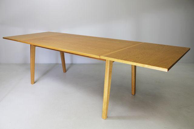 esstisch von hans j wegner f r andreas tuck 1960er bei pamono kaufen. Black Bedroom Furniture Sets. Home Design Ideas