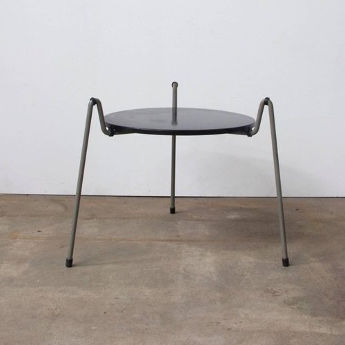 Mug Steel Coffee Table By Wim Rietveld For Gispen Holland For Sale At Pamono
