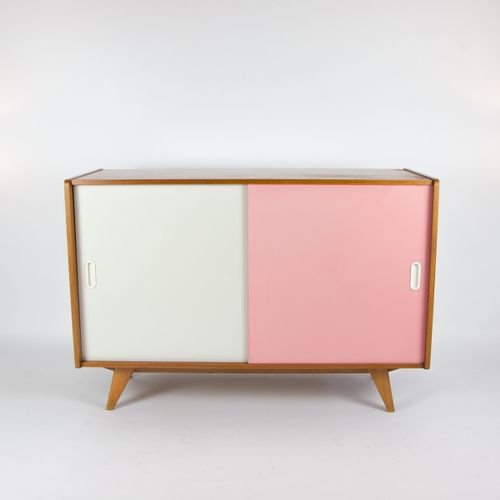 Mid-Century Sideboard by Jiri Jiroutek, 1960s for sale at Pamono