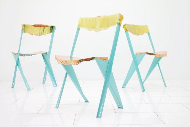 Borek Sipek Stoel : Anebo stuhl von borek sipek für driade bei pamono kaufen