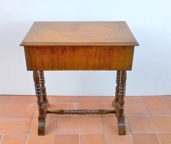 - Antique Sewing Table, 1890s For Sale At Pamono
