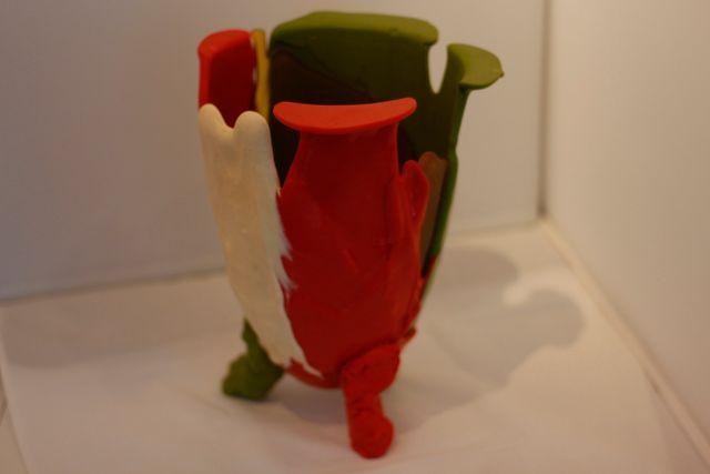 Vaso nr. 271 di Gaetano Pesce per Fish Design, 1996 in vendita su Pamono