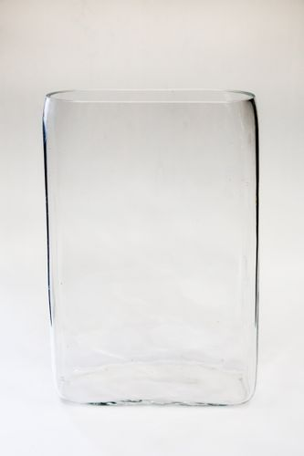 Vintage Very Large Glass Vase For Sale At Pamono
