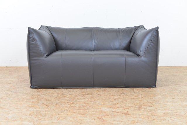 Le Bambole Leather Sofa By Mario Bellini For B Italia 1972 At Pamono