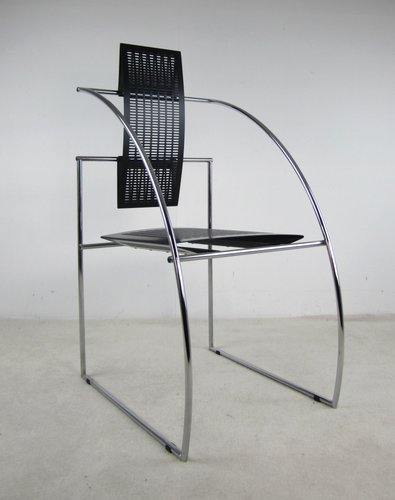 Alias Design Sedie.Vintage Quinta Chairs By Mario Botta For Alias Set Of 2