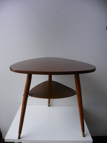 Tripod Coffee Table, 1950s For Sale At Pamono