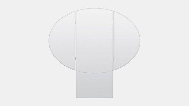 House Doctor Spiegel : Spiegel in pilzform von house doctor bei pamono kaufen