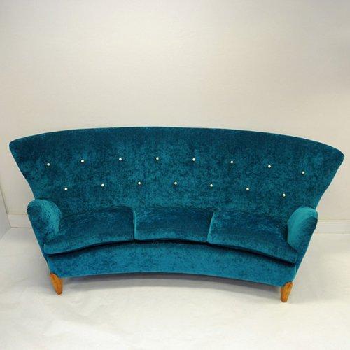 mid century swedish sea green sofa for sale at pamono rh pamono eu Blue Green Sofa Ava Aqua Sofa