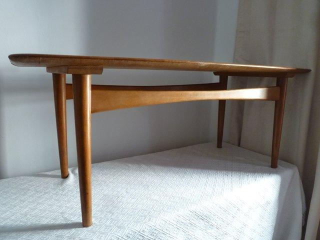 Tavolino da caff vintage scandinavia in vendita su pamono for Arredamento scandinavo vintage
