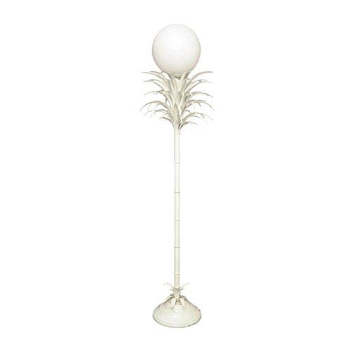Palm Tree Floor Lamp By Sergio Terzani, Palm Floor Lamp Silver