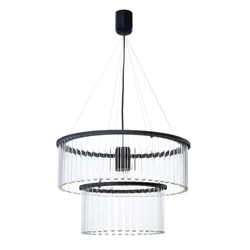 Glass Tube Chandelier: Maria by Gang Design