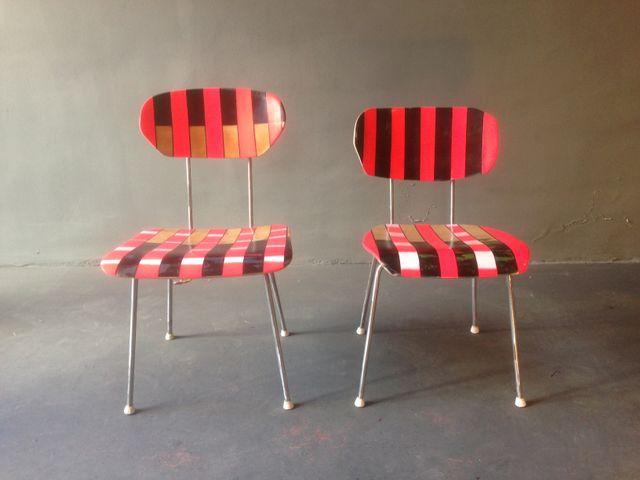 Merveilleux Flying Dutchman Chairs By Markus Friedrich Staab, Set Of 2 For Sale At  Pamono