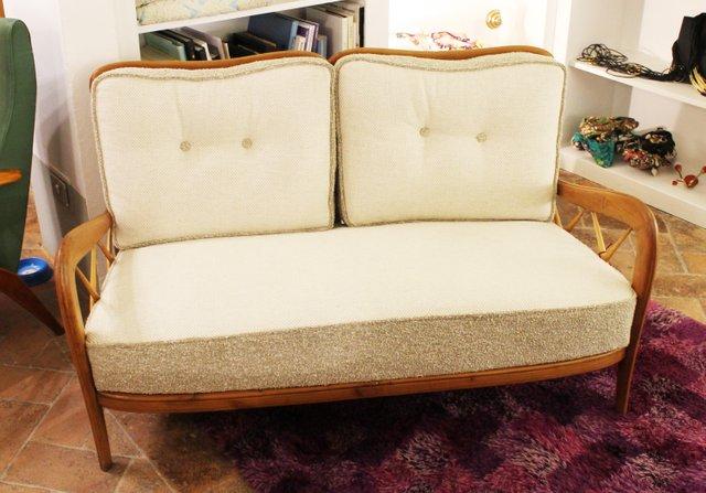 Italian Sofa by Paolo Buffa, 1950s