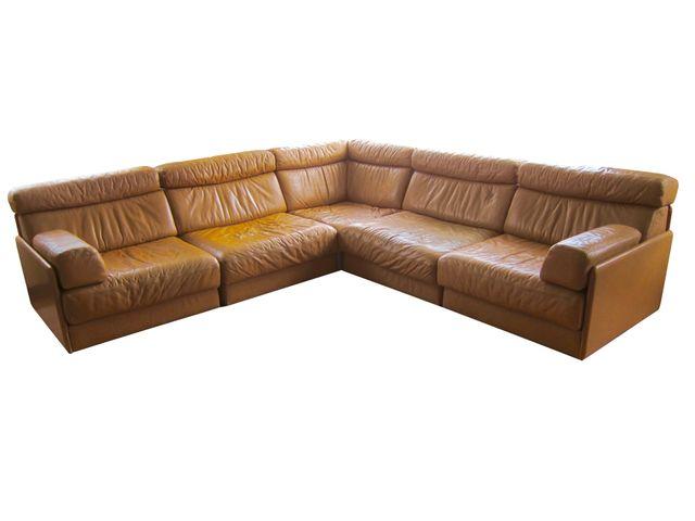 Modulares DS77 Sofa von de Sede, 1973 bei Pamono kaufen