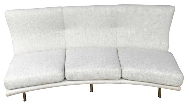 Italian Triennal Sofa By Marco Zanuso For Artflex 1950s For Sale At
