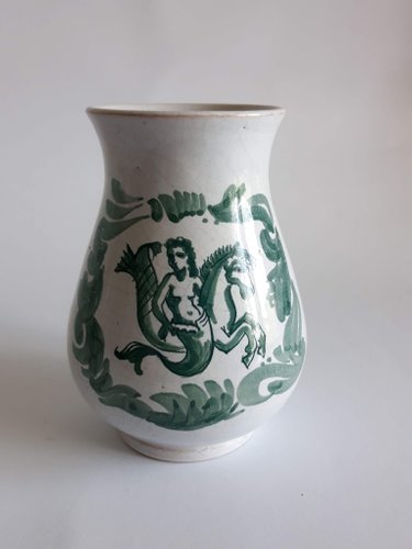Antique Spanish Apothecary Vase For Sale At Pamono