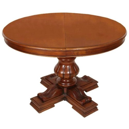 Ronde Table Par Michèle Vintage Bonciani Extensible HWE2DI9