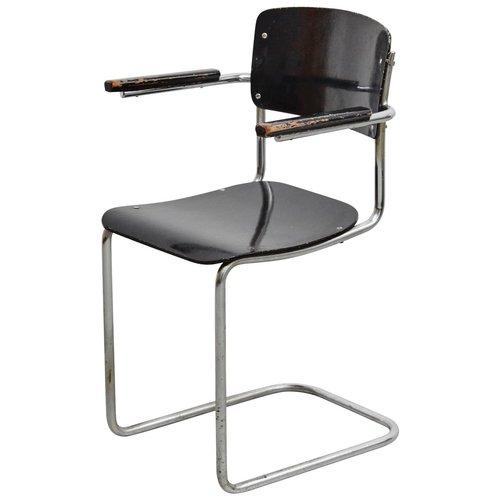 Vintage bauhaus stuhl 1930er bei pamono kaufen for Stuhl designklassiker vintage