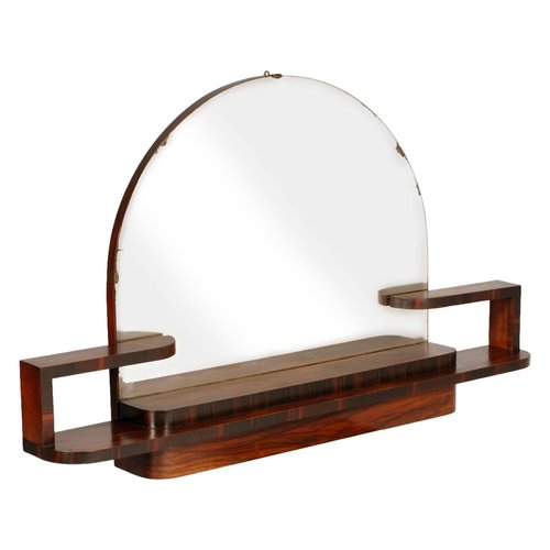 Art Deco Wall Mirror by Osvaldo Borsani for sale at Pamono