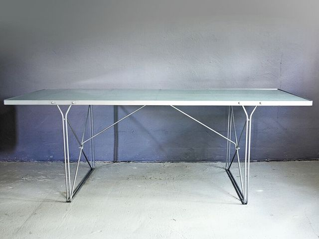 Dining Table by Niels Gammelgaard for Ikea, 1980s for sale at Pamono