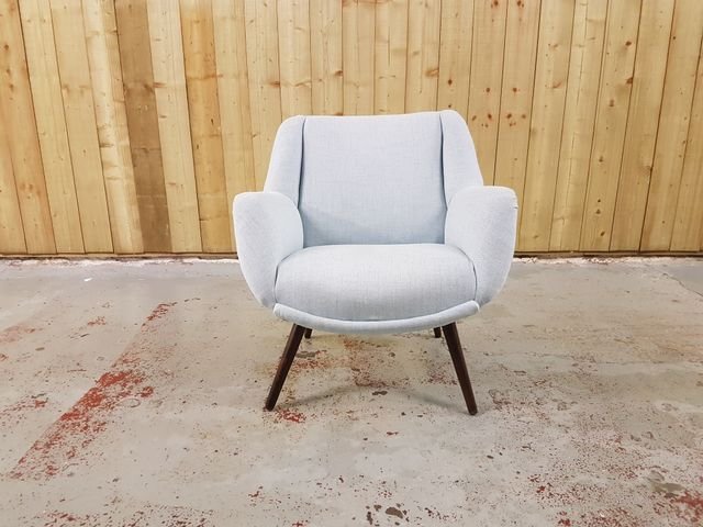Mid Century Club Chair, 1960s For Sale At Pamono