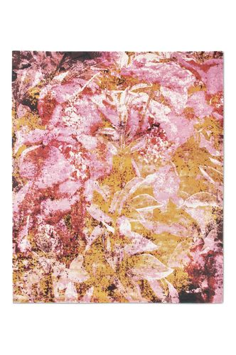 Country Garden Rug in Pink from Knots Rugs for sale at Pamono