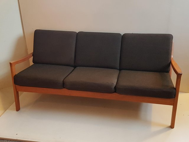 Vintage Senator Sofa By Ole Wanscher For Cado For Sale At Pamono