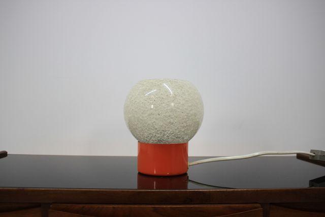 kleine space age tischlampe 1970er bei pamono kaufen. Black Bedroom Furniture Sets. Home Design Ideas