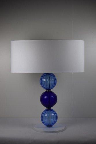 Lampada Da Tavolo Blue On Blue Di Eros Raffael In Vendita Su Pamono