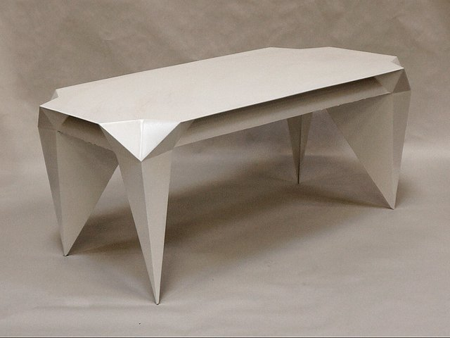 Beau ORIGAMI Coffee Table From Kinkl