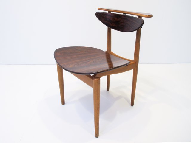 Bo 62 The Reading Chair By Finn Juhl For Bovirke 1953 For Sale At Pamono
