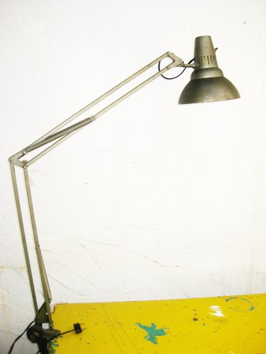 Architect Luminaire L 1 Lamp By Jac Jacobsen For Luxo For Sale At Pamono