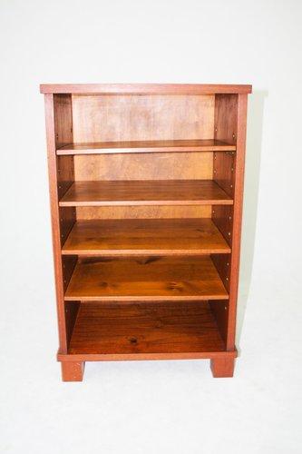 Small Teak Storage Shelf 1970s For