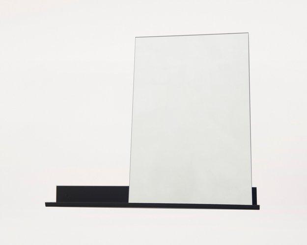 Mittelgroßer MS 1 Spiegel mit Regal von Tobias Tøstesen für