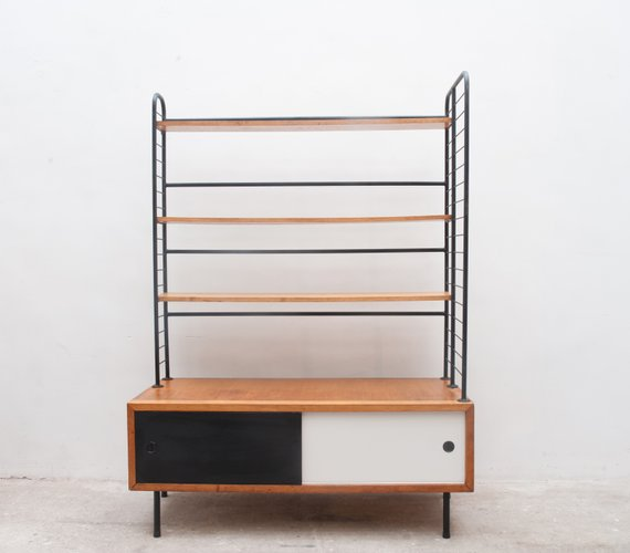 Mid Century Modern Bookcase 1954 For Sale At Pamono