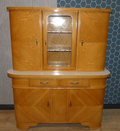 German Kitchen Cabinet: Large German Kitchen Cabinet, 1960s For Sale At Pamono