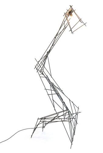Sketchedfloorlampjoost Floor Lamp By Kiki Van Eijk Joost Van