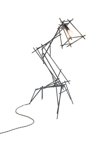 Sketched Lamp By Kiki Van Eijk Joost Van Bleiswijk For Sale At Pamono