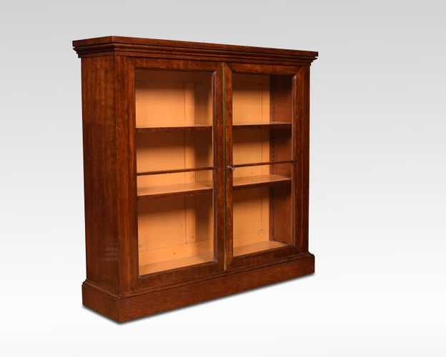 Groovy Small Georgian Mahogany Bookcase Ocoug Best Dining Table And Chair Ideas Images Ocougorg