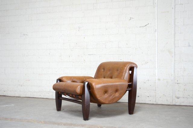 Outstanding Mid Century Brazilian Lounge Chair Ibusinesslaw Wood Chair Design Ideas Ibusinesslaworg