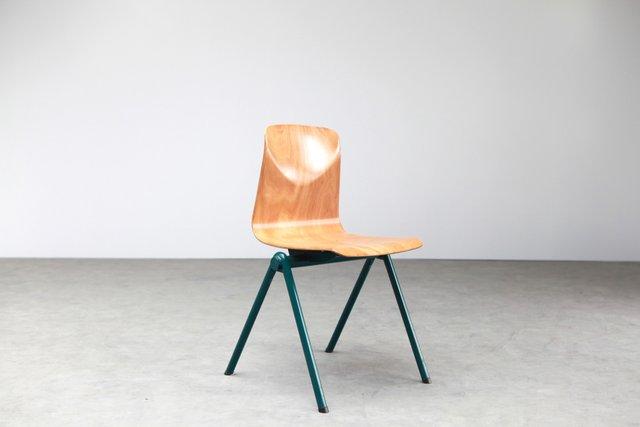 Grüner S30 Stuhl Aus Buche Von Galvanitas 1960er Bei